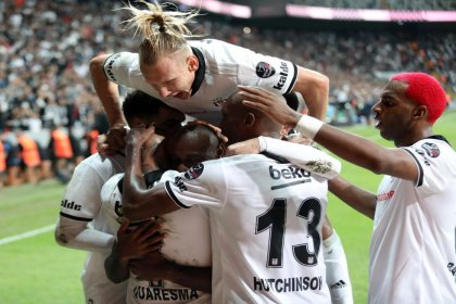 Beşiktaş, Kayserispor'u 2-0 yendi