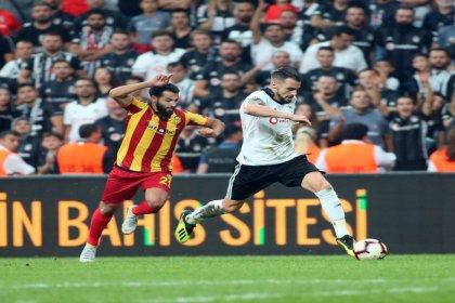 Beşiktaş, Malatyaspor'u 2-1 yendi