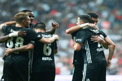 Beşiktaş, Partizan'ı 3-0 yenerek UEFA Avrupa Ligi'nde gruplara kaldı