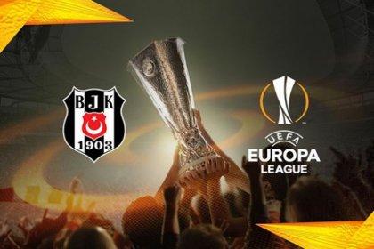 Beşiktaş'ın UEFA Avrupa Ligi'nde rakipleri belli oldu