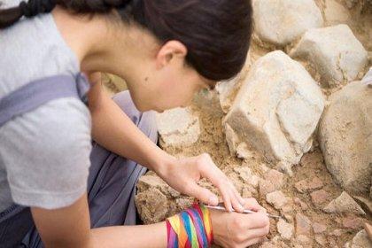 Beşiktaş'taki metro inşaatında 5500 yıllık 2 figürin bulundu