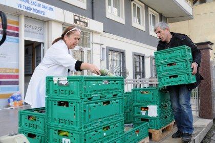 Beylikdüzü Belediyesi Gıda Bankası 'fazla gıdayı' sahiplerine ulaştırıyor