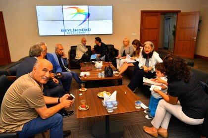 Beylikdüzü'nde 'Halk Günü Toplantıları' devam ediyor