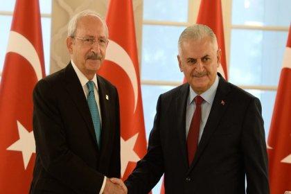 Binali Yıldırım ile Kemal Kılıçdaroğlu 14.00'da bir araya gelecek