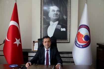 Birleşik Kamu İş 1 Mayıs'ta Taksim'de