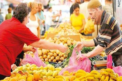 Birleşik Kamu İş: Gıda fiyatlarındaki yıllık enflasyon yüzde 50'yi geçti