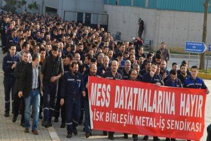 Birleşik Metal-İş 2 Şubat'ta greve çıkıyor: Yasaklanırsa tanımayacağız