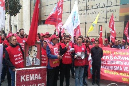 Birleşik Metal-İş ve Nakliyat-İş 1 Mayıs'ta Taksim'e çağrı yaptı