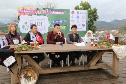 Bodrum Acı Ot Festivali basın toplantısı ile tanıtıldı