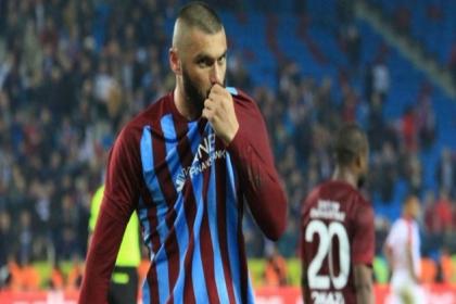 Burak Yılmaz, Trabzonspor'dan alacakları için TFF'ye başvurdu