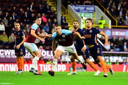 Burnley'e 1-0 yenilen Başakşehir Avrupa'ya veda etti