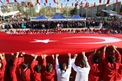 Büyükçekmece'de Cumhuriyet Bayramı coşkuyla kutlandı