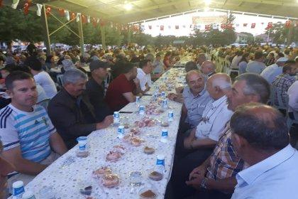Büyükmandıra Belediyesi'nden iki bin kişilik iftar yemeği