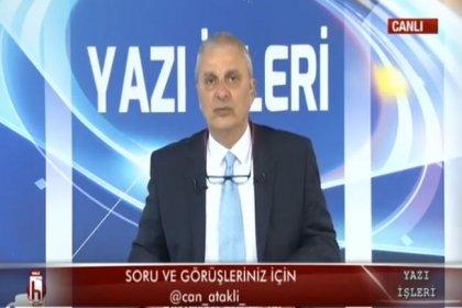 Can Ataklı'nın Halk TV'deki Yazı İşleri programına son verildi