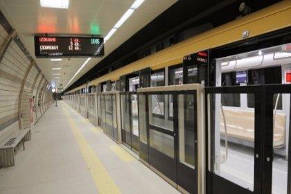 Çekmeköy-Üsküdar metrosundaki hat birleştirme çalışması nedeniyle 4 gün sefer yapılmayacak
