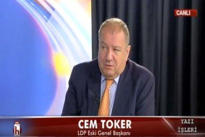 Cem Toker: Cumhurbaşkanlığı seçimi çizgide, Recep Tayyip Erdoğan da farkında ki panik havasında
