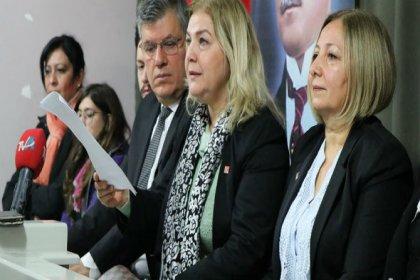 CHP Adana İl Kadın Kolları 'Çocuk istismarına' ilişkin basın açıklaması yapacak