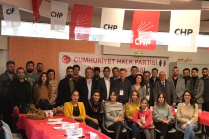 CHP Avrupa Gençlik Kampı'nın ikincisi Fransa'da gerçekleştirildi