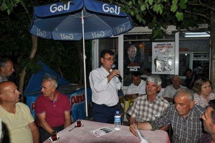 CHP Edirne Milletvekili adayı Yakup Atalay, seçim çalışmalarını sürdürüyor