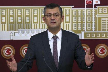 CHP Grup Başkanvekili Özel'den havai fişeklerin yasaklanması için kanun teklifi