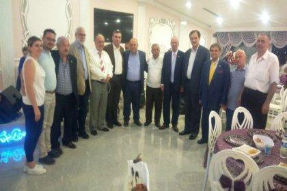 CHP İstanbul 3. Bölge Milletvekili adayı Ali Muhittin Tığlı, Kastamonulu hemşehrileriyle iftarda buluştu