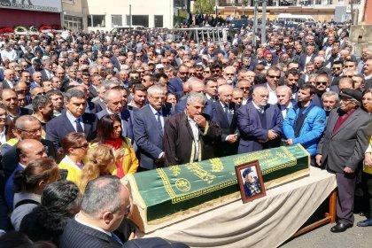CHP lideri Kılıçdaroğlu'nun amcası Mehmet Karabulut son yolculuğuna uğurlandı