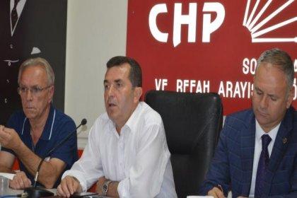 CHP Lüleburgaz İlçe'den İl Örgütü'ne 'kurultay' tepkisi