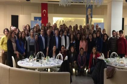 CHP Parti Okulu'ndan İstanbul Gençlik Akran Eğitimi ve Eğitmenler Buluşması