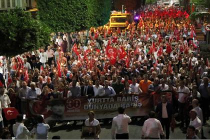 CHP'den coşkulu '30 Ağustos' kutlaması