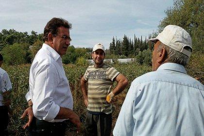CHP'li Budak: Trakyalı çiftçi ayakta kalma mücadelesi veriyor