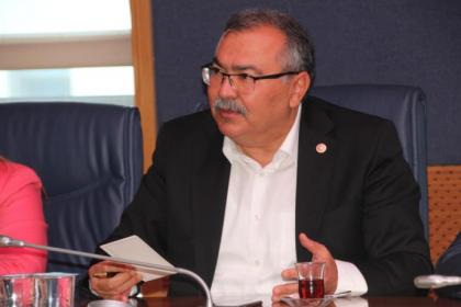 CHP'li Bülbül'den Dışişleri Bakanı Çavuşoğlu'na: AB'den alınan 1,1 milyar Euro nereye harcandı?