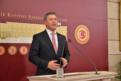 CHP'li Emir: İş Bankası hisselerinin Hazine'ye devri hukuk cinayetidir, müsaderedir