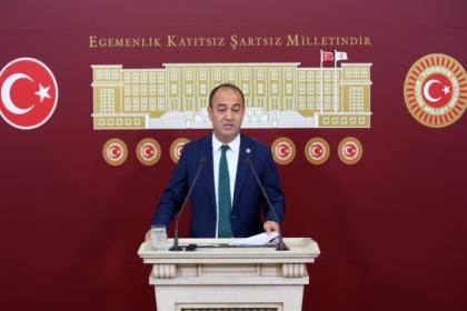 CHP'li Karabat, Dışişleri Bakanlığı'nın bütçesindeki artışa dikkat çekti