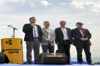 CHP'li Karadeniz: Nükleer santral projelerinizi çöpe atacağız