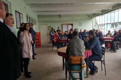 CHP'li Kayışoğlu: AKP iktidarına bakın, çıkardıkları kanunları inceleyin, ne kadar milliler anlarsınız