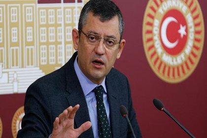 CHP'li Özel: İşsizlik artsın diyenler Erdoğan'a, düşsün diyenler İnce'ye oy versin