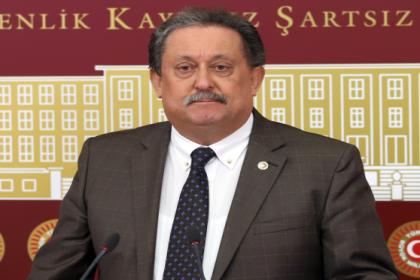 CHP'li Özer'den Tarım Bakanlığı'na 'logo' tepkisi: Türkiye tarımını getirdiğiniz noktanın özeti olmuş