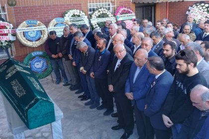 CHP'li Özkan Kaplan son yolculuğuna uğurlandı