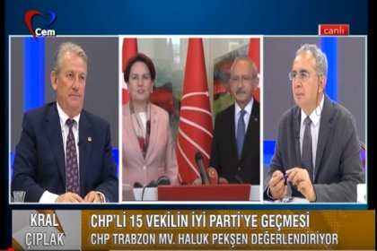 CHP'li Pekşen: Cumhurbaşkanı adayımız CHP üyesi olacak