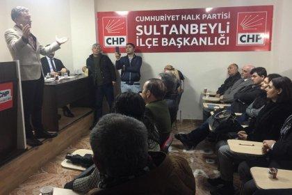 CHP'li Sarıbal: Ekonominin beceriksiz kişilerce yönetilmesi Türkiye'yi krize sapladı