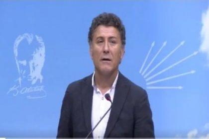 CHP'li Sarıbal: Tarım Bakanının, toprakların ekilmesi için Sudan'a değil, kafasını çevirip etrafına bakması lazım