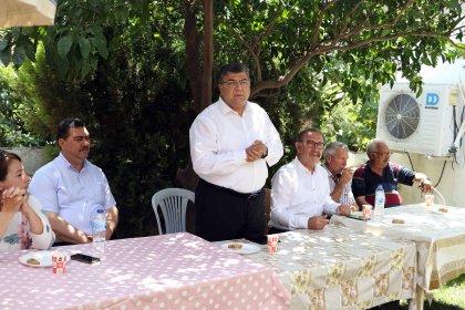 CHP'li Sındır: 16 yıllık AKP iktidarının özeti çoğunluk diktatörlüğüdür
