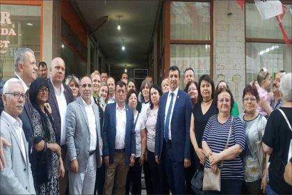 CHP'nin Edirne Milletvekili aday tanıtım toplantısı Uzunköprü'de yapıldı