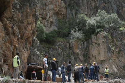 Çinko madeninde göçük: 1 işçi yaşamını yitirdi