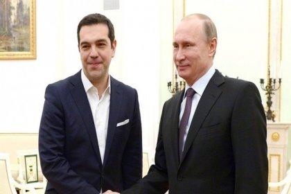Çipras, Putin'le Türkiye'yi görüştü