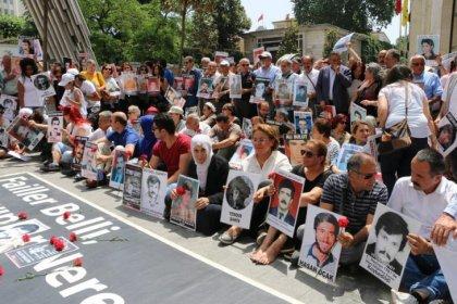 Cumartesi Anneleri 689. kez bir araya geldi: '12 Eylül'ün suçlularını korumaktan vazgeçin'