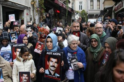 Cumartesi Anneleri 716. haftada: 'Adaleti olmayan ülkede adalet aramaya devam edeceğiz'