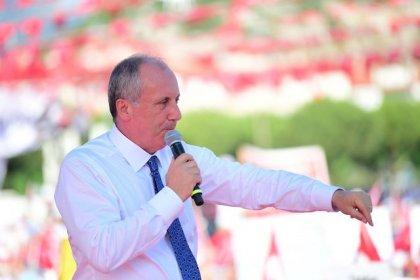 Cumhurbaşkanı adayı Muharrem İnce memleketi Yalova'da oy kullanacak
