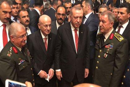 """Cumhurbaşkanı Recep Tayyip Erdoğan; """"YSK, cumartesi kararı almış olsaydı, belki '15'ler olayı' olmazdı"""" dedi"""