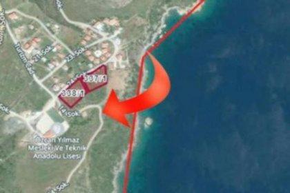 Datça'da sessiz sedasız TOKİ'ye devredilen 4 arazi açık artırmayla satışa çıkıyor